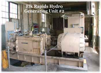 Hydro Generating Unit #2